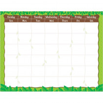 CTP0963 - Jungle Calendar Chart in Calendars