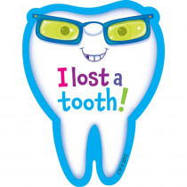 CTP1013 - I Lost A Tooth Star Badges in Badges
