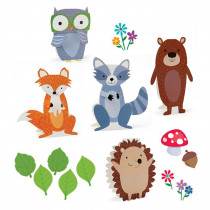 3D Pop! Stand-Up Woodland Friends Bulletin Board - CTP10204 | Creative Teaching Press | Classroom Theme