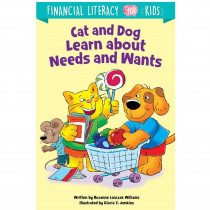 Cat and Dog Learn about Needs and Wants - CTP10260 | Creative Teaching Press | Classroom Activities