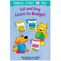 Cat and Dog Learn to Budget - CTP10262 | Creative Teaching Press | Activity Books