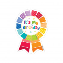 CTP1066 - Happy Birthday Badge Painted Palette in Badges