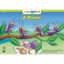 CTP13163 - A Picnic Learn To Read in Learn To Read Readers