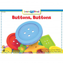 CTP13508 - Buttons Buttons Learn To Read in Learn To Read Readers
