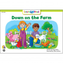 CTP13651 - Down On The Farm Learn To Read in Learn To Read Readers