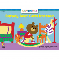 CTP13710 - Barney Bear Gets Dressed Learn To Read in Learn To Read Readers