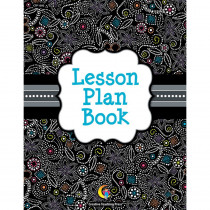 CTP1392 - Bw Collection Lesson Plan Book in Plan & Record Books