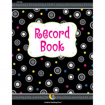 CTP1393 - Bw Collection Record Book in Plan & Record Books
