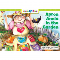 CTP14149 - Apron Annie In The Garden Learn To Read in Learn To Read Readers