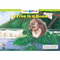 CTP14152 - A Tree Is A Home Learn To Read in Learn To Read Readers