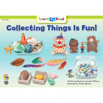 CTP14355 - Collecting Things Is Fun Learn To Read in Learn To Read Readers