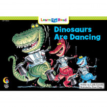 CTP14356 - Dinosaurs Are Dancing Learn To Read in Learn To Read Readers