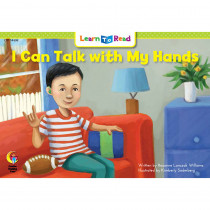 CTP14408 - I Can Talk W My Hands Learn To Read in Learn To Read Readers