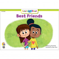CTP14409 - Best Friends Learn To Read in Learn To Read Readers