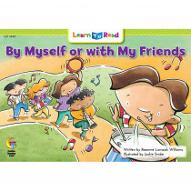 CTP14411 - By Myself Or W My Friends Learn To Read in Learn To Read Readers