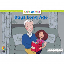 CTP14416 - Days Long Ago Learn To Read in Learn To Read Readers