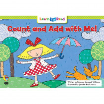 CTP14471 - Count And Add W Me Learn To Read in Learn To Read Readers