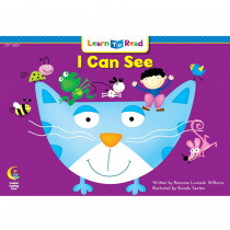 CTP15857 - I Can See Learn To Read in Learn To Read Readers