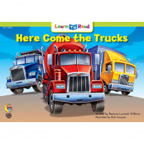 CTP15858 - Here Come The Trucks Learn To Read in Learn To Read Readers