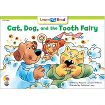 CTP15860 - Cat Dog And The Tooth Fairy Learn To Read in Learn To Read Readers