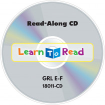 CTP18011CD - Read Along Cd 11 Lvl Ef Learn To Read in Book With Cassette/cd
