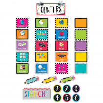 CTP2173 - Bold Bright Class Centers Mini Bb in General
