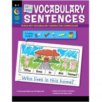 CTP2216 - Cut & Paste Vocabulary Sentences in Vocabulary Skills