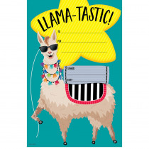 CTP2453 - Bold & Bright Llamatastic Award Sm in Awards