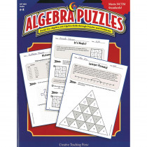 CTP2569 - Algebra Puzzles in Math