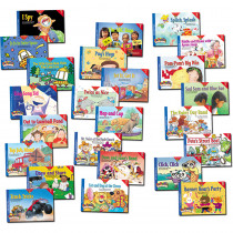 CTP2951 - Dr Maggies Phonics 24 Books Variety Pk 1 Each 2901-2924 in Phonics