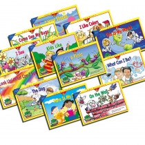 CTP3184 - Sight Word Readers K-1 12 Books Variety Pk 1Each 3160-3171 in Sight Words