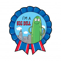 CTP3582 - Im A Big Dill Reward Badges So Much Pun in Badges
