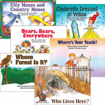 CTP3820 - Learn To Read Variety Pk 6 Level Cd in Learn To Read Readers
