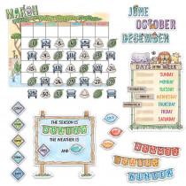 CTP3999 - Safari Friends Calendar Set Bb in General