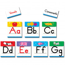 CTP4037 - Alphabet Bulletin Board Set in Letters