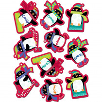 CTP4120 - Penguins Stickers in Holiday/seasonal