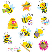 CTP4403 - Bee Rewarded Stickers in Stickers