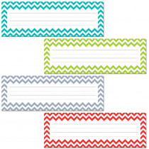 CTP4517 - Chevron Name Plates in Name Plates