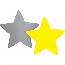 CTP4815 - Calendar Cut-Outs 3In Perfect Star 31Pk in Calendars