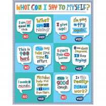 CTP5627 - What Can I Say To Myself Chart in Inspirational
