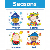CTP5697 - Chart Seasons in Holiday/seasonal