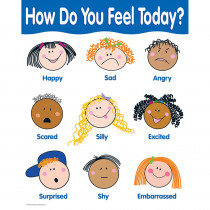 CTP5698 - Chart How Do You Feel in Social Studies