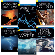 CTP5751 - Physical Science Variety Pack 6/Bks in Physical Science