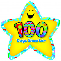 CTP5894 - Star Badges 100Th Day Products in Badges