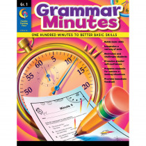 CTP6119 - Grammar Minutes Gr 1 in Grammar Skills