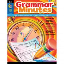 CTP6121 - Grammar Minutes Gr 3 in Grammar Skills