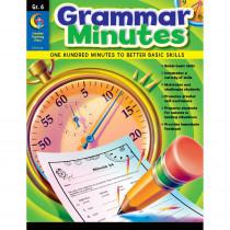 CTP6124 - Grammar Minutes Gr 6 in Grammar Skills