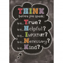 CTP6748 - Before You Speak Poster in Motivational