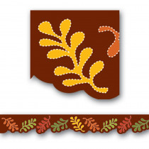 CTP6805 - Autumn Leaves Shaped Borders in Holiday/seasonal