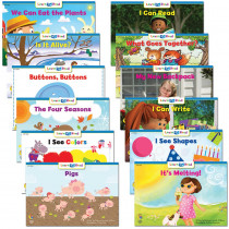 CTP8030 - Learn To Read Variety Pack 1 Gr Levels B-C in Learn To Read Readers